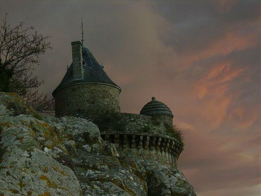 Une autre vue du Mont Saint Michel