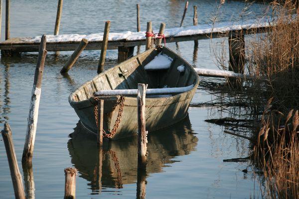 une barque tout simplement