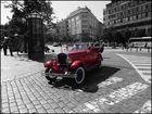 Une belle ancienne à Prague