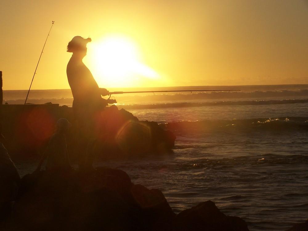 Une belle partie de pêche