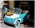 Une belle reconversion pour cette ancienne Fiat 500