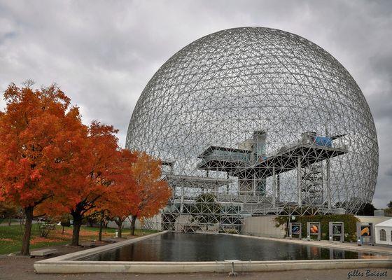 une biosphère pour changer d'atmosphère