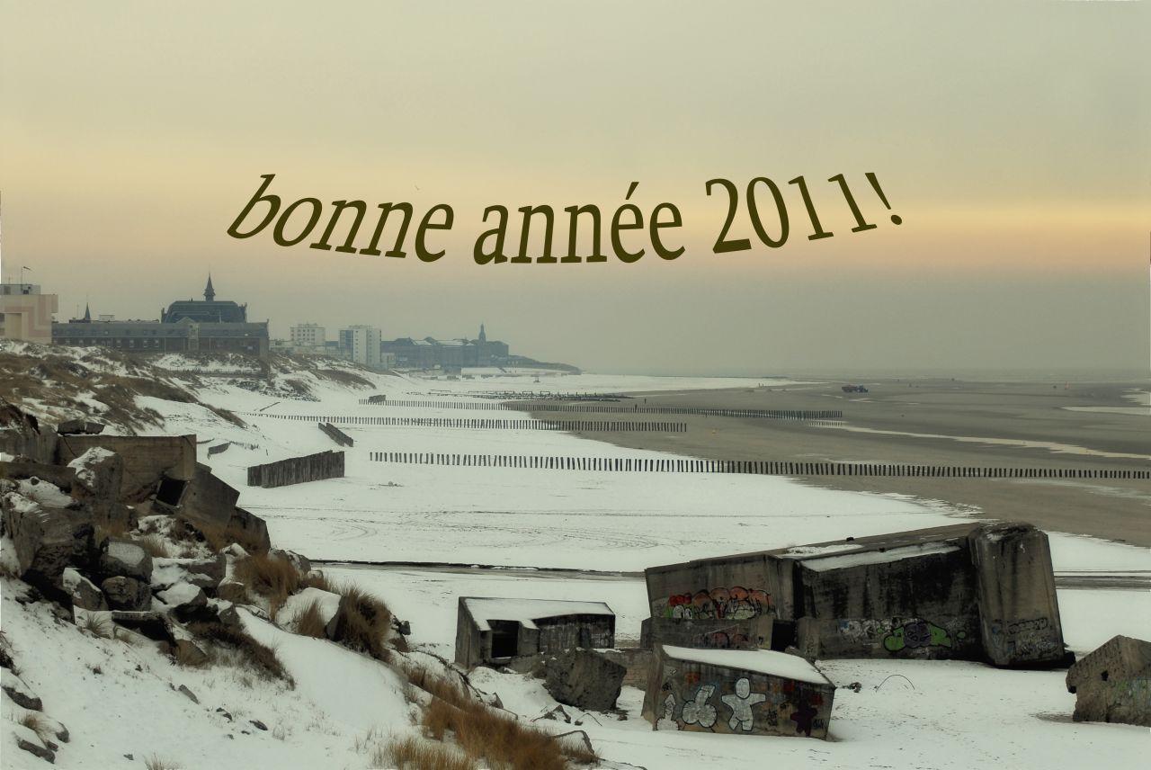 une bonne année à tous!