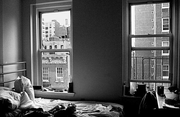Une chambre en ville, New York, juin 2007