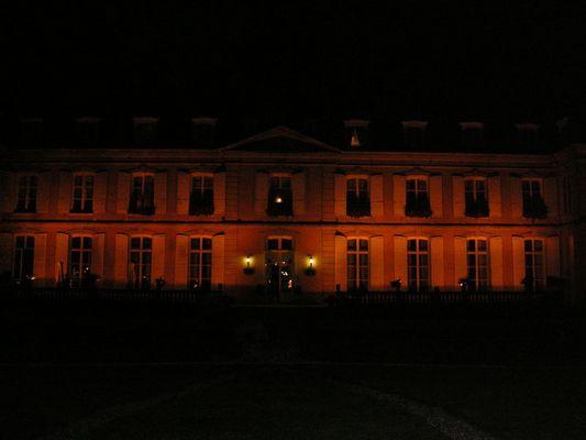 Une chateau en belgique....