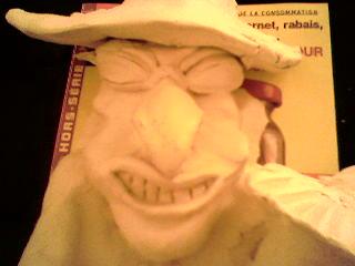 une de mes sculpture