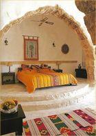 Une des chambres du Sofitel Petra Taybet Zaman