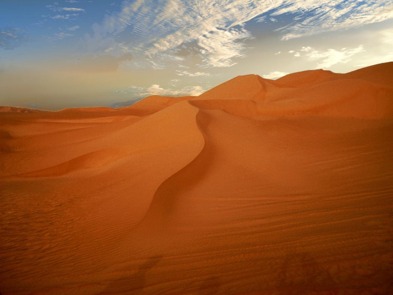 une dune parfaite