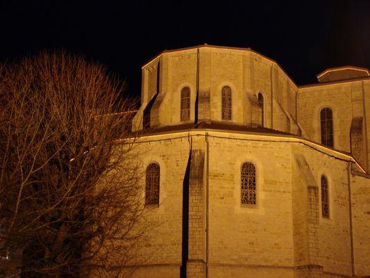 une église en beaujolais!