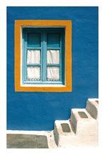 Une fenêtre à Oia
