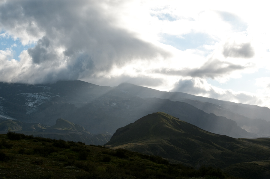 Une fenêtre sur l'Eiyafjallajökull