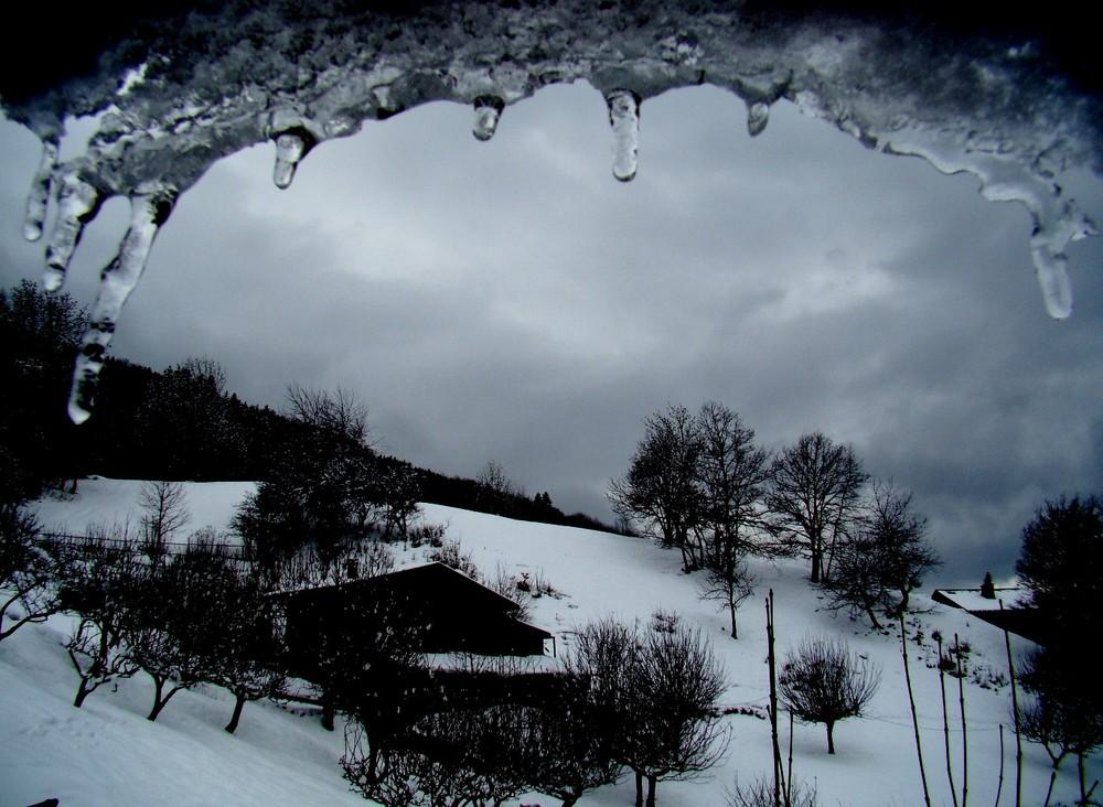 une fois en hiver