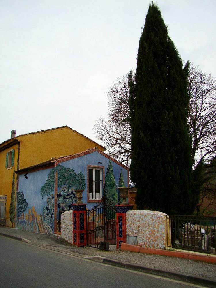 une jolie maison dans le Var