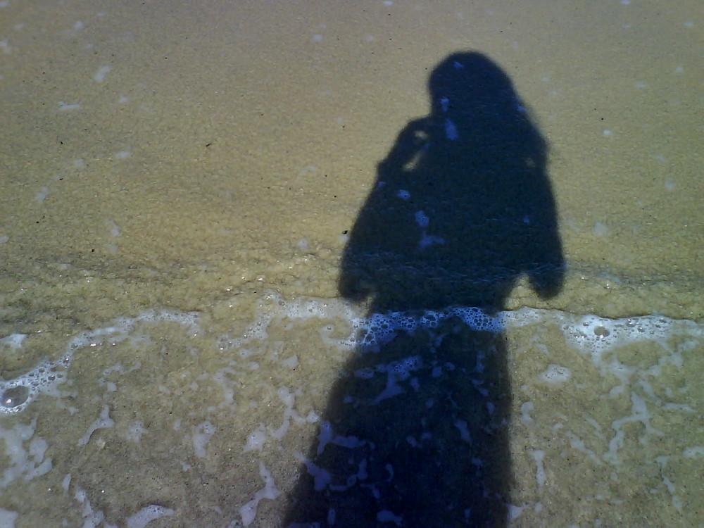 une jupe de mer