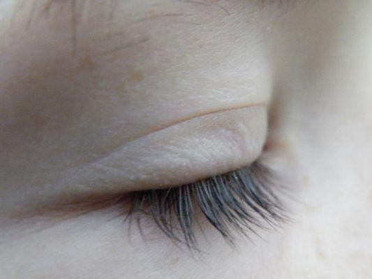Une larme n'est qu'1% d'eau et 99% de tristesse