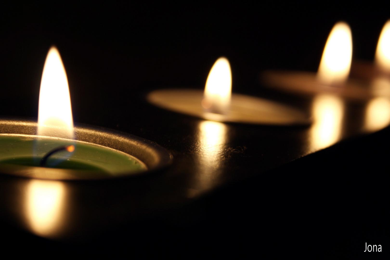 Une lumière dans le noir (2)