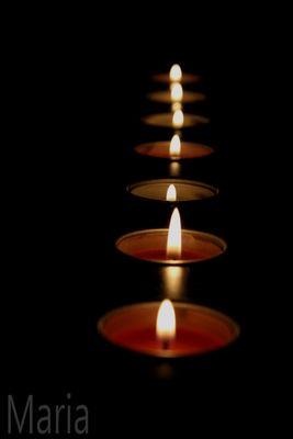 Une lumière dans le noir
