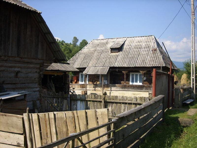 Une maison traditionnelle du Maramures
