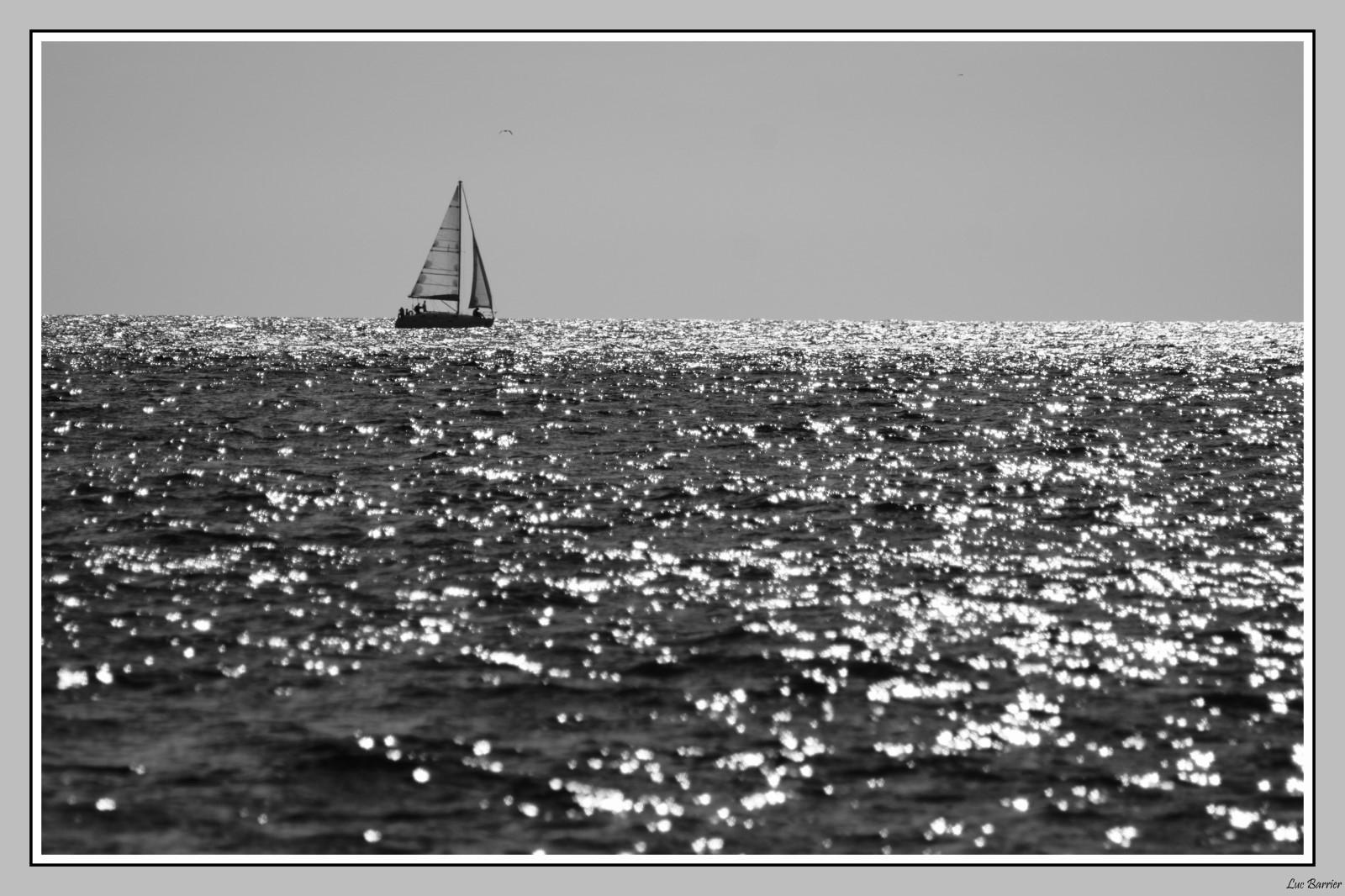 Une mer de diamants