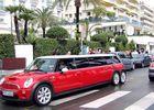 une mini a Cannes