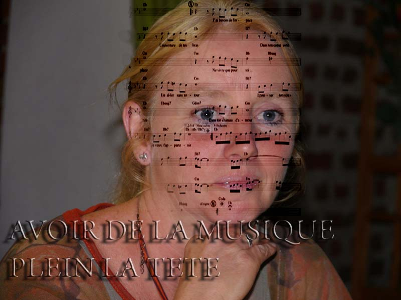 une musicienne et grande amie.