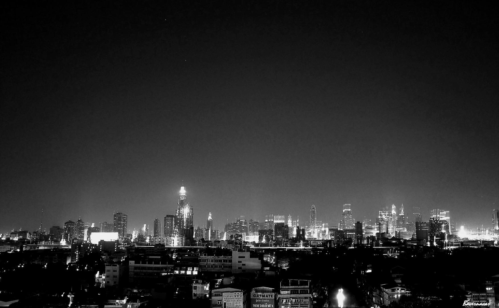 Une nuit a Bangkok....