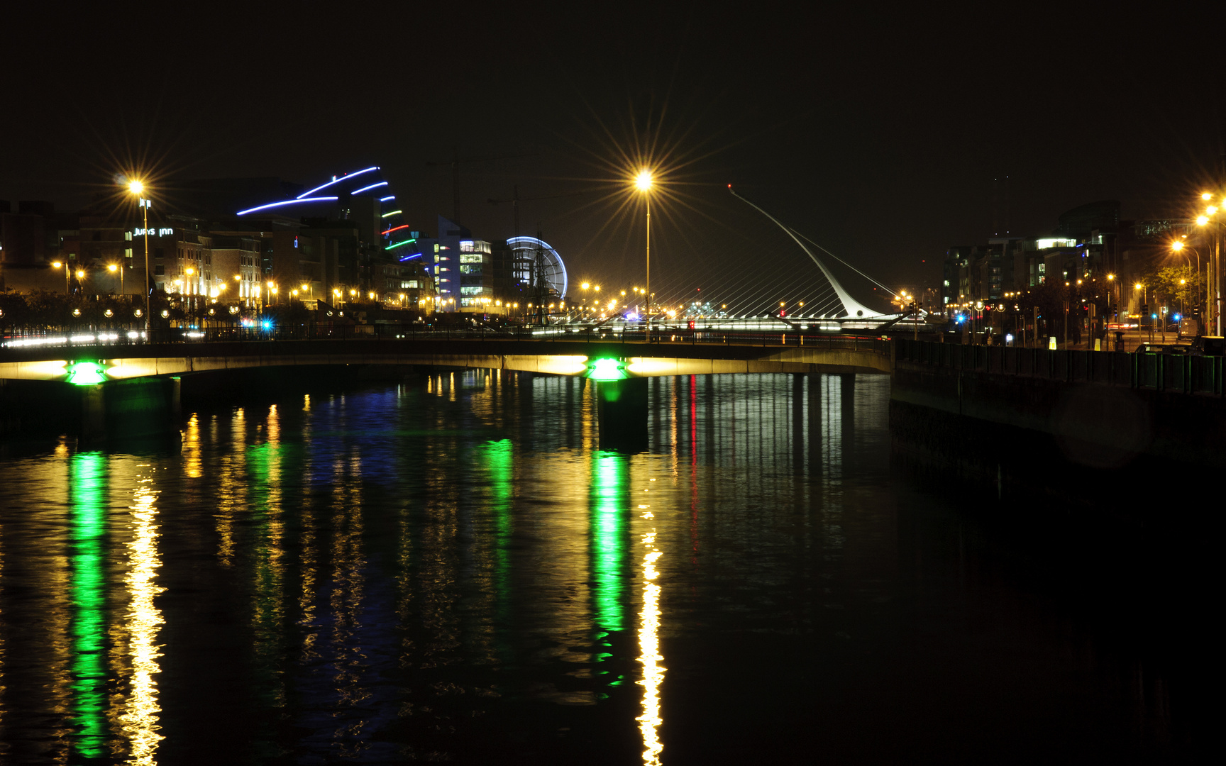 Une nuit à Dublin