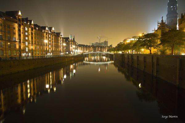 Une nuit à Hambourg