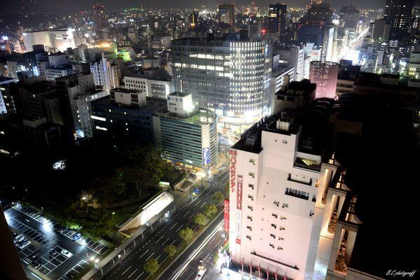 Une nuit à Hiroshima !