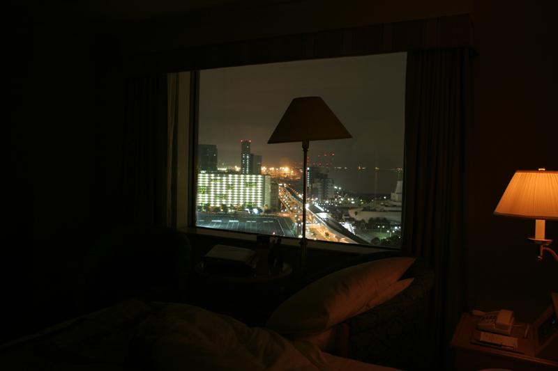 Une nuit à Tokyo