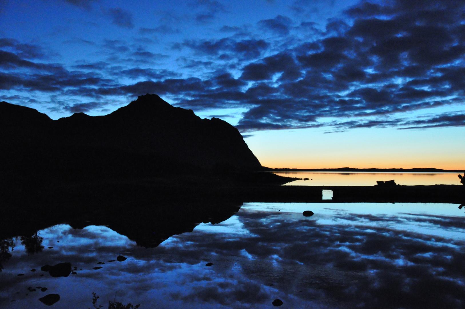 Une nuit sur les Lofotens