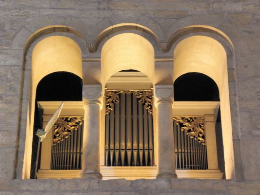 "Une passion "" L'Orgue """
