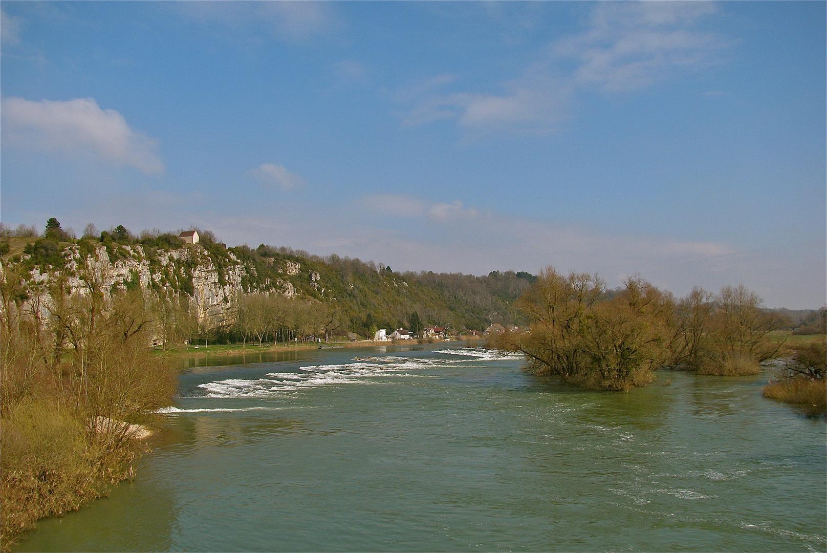 ...Une promenade á Rochefort -sur - Nenon 2 ..