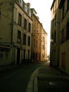 Une rue de Granville.
