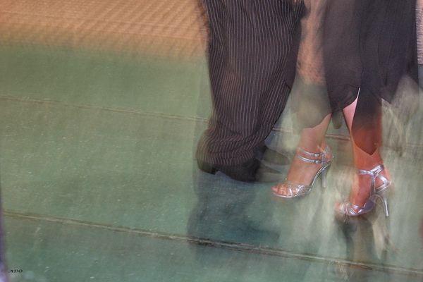 Une Seconde de Tango