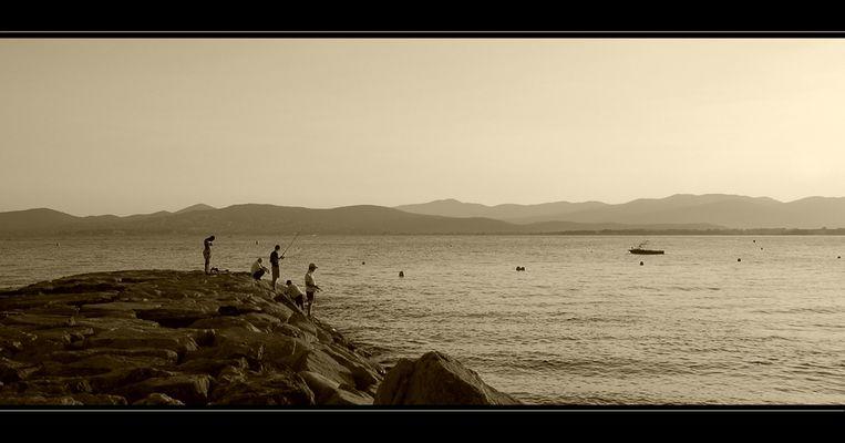 Une Soirée à la Côte d'Azur