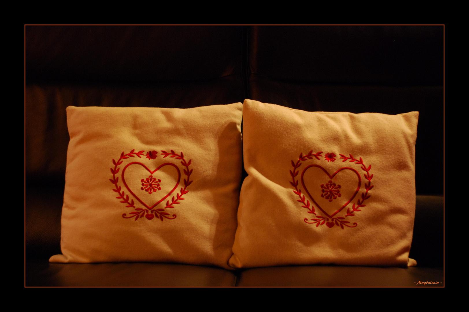 Une soirée sous le signe de l'Amour