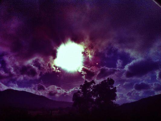 Une touche de lumière dans un monde obscure