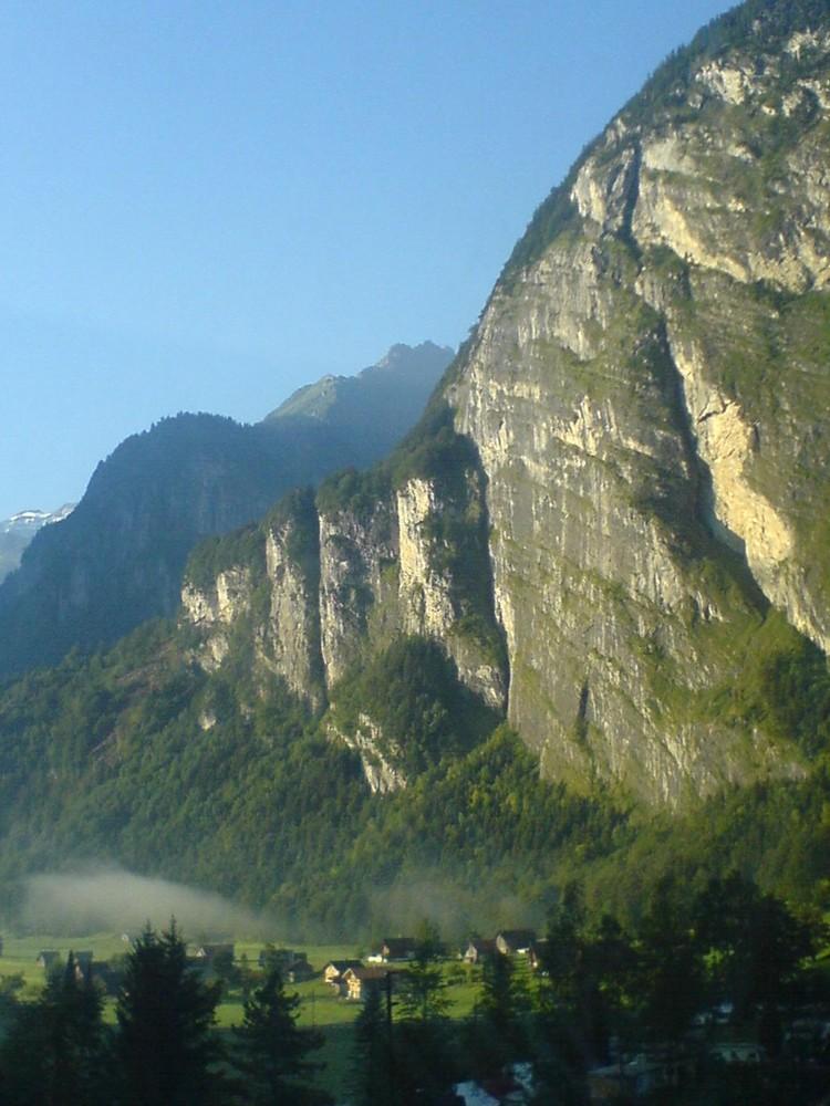 Unendliche Berge