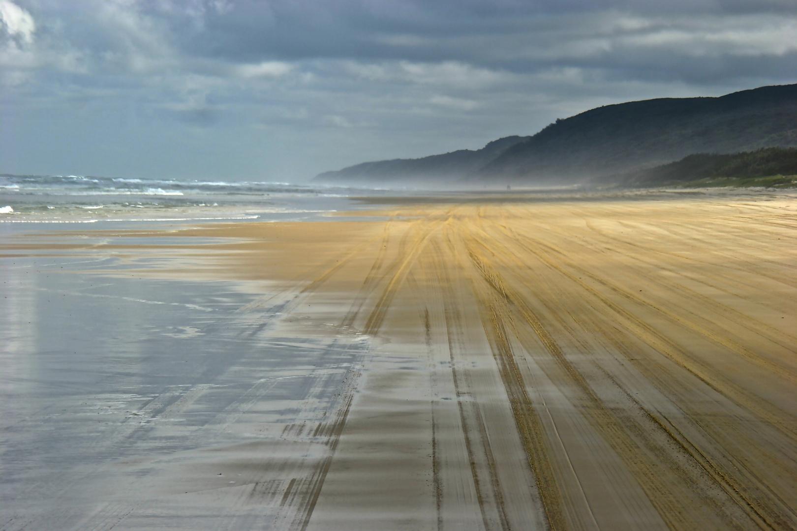 Unendlicher Strand