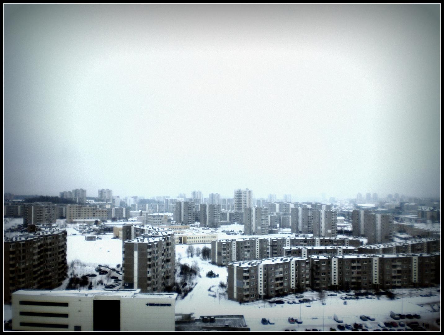 Unendlicher Winter