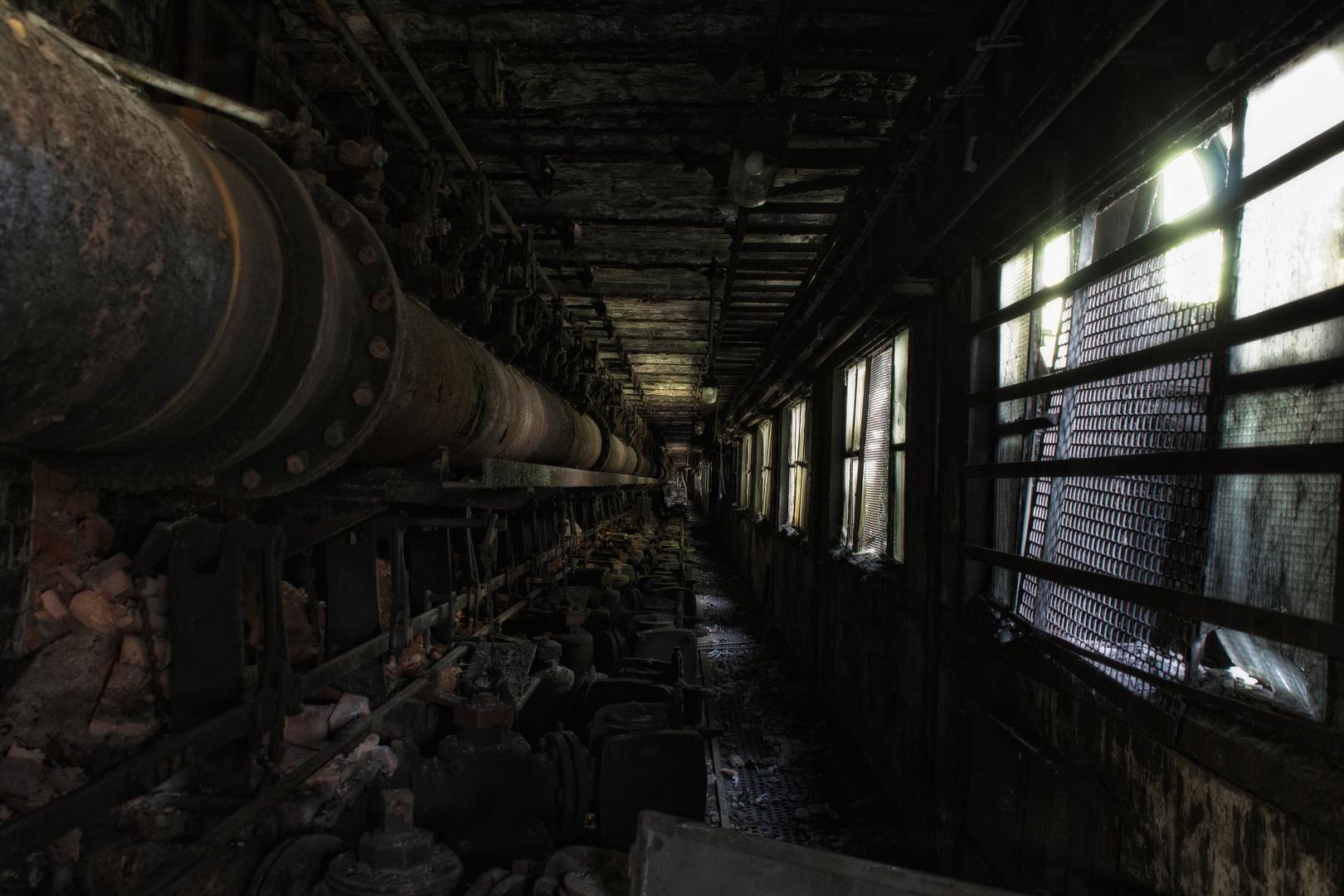 Unentdeckte Räume 1