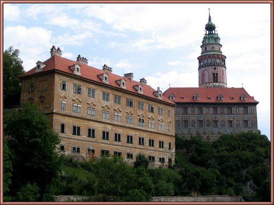 UNESCO-Stadt Krummau (Cesky Krumlov)