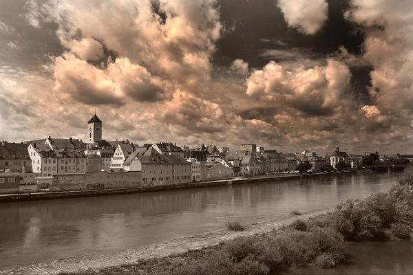 UNESCO Welterbe Regensburg