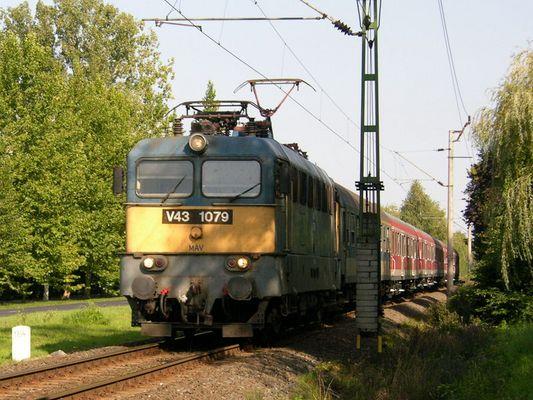 Ungarische Bahn