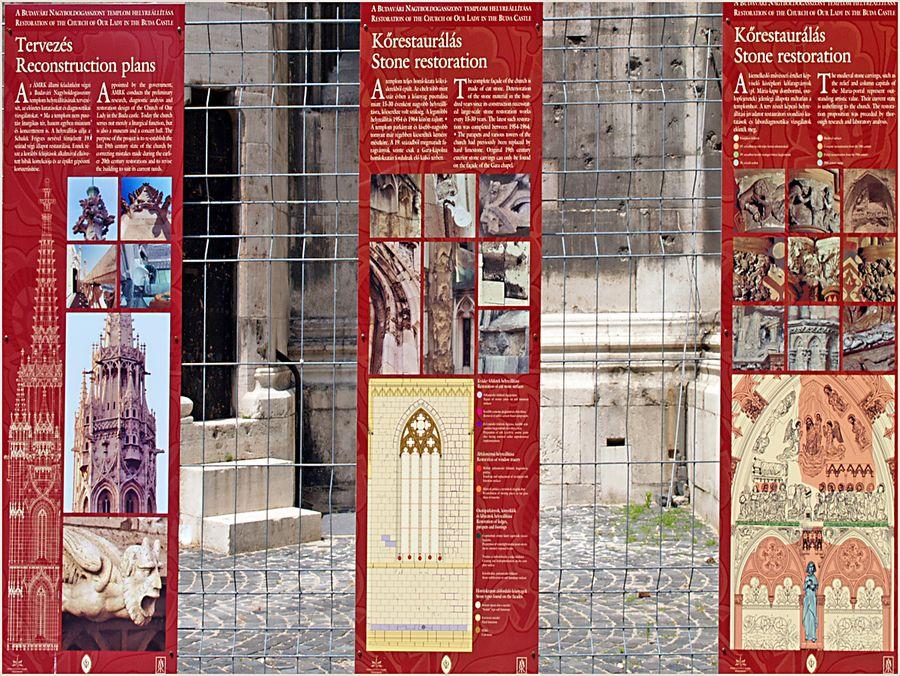 Ungarn: Budapest, die Matthiaskirche