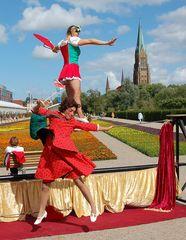 Ungarn zu Gast auf der Landesgartenschau