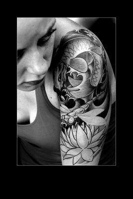 ungewöhnliches Tattoo