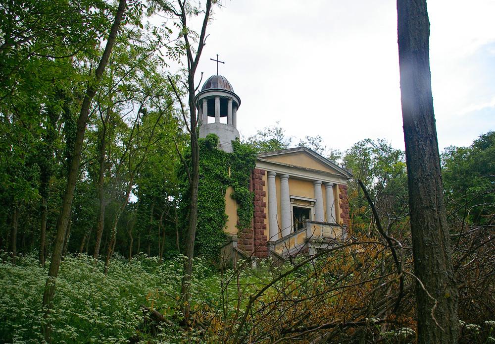 Unheimliche Kapelle  #1