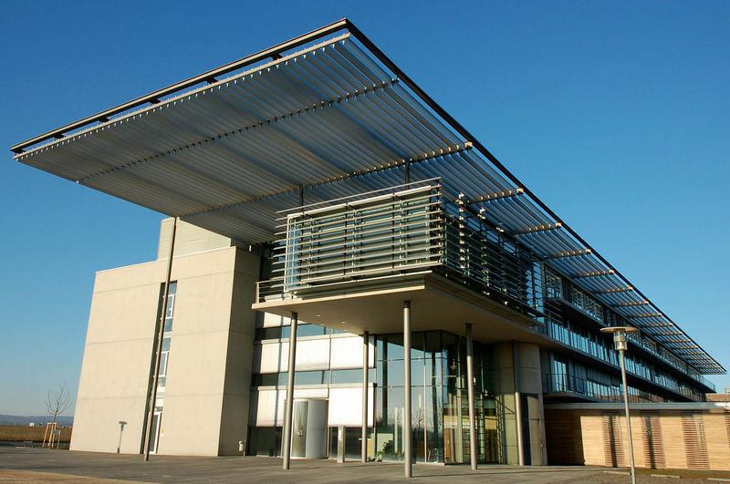 Uni Frankfurt, Campus Riedberg, Max Planck Institut